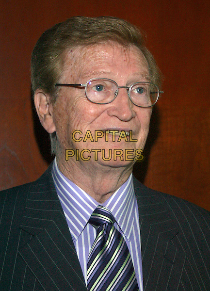HAROLD BRADLEY (Hall of Fame Inductee).The Country Music Association (CMA) nominations held at the Gaylord Entertainment Center, Nashville, Tennessee, USA..August 30th, 2006.Ref: ADM/RR.headshot portrait glasses.www.capitalpictures.com.sales@capitalpictures.com.©Randi Radcliff/AdMedia/Capital Pictures.