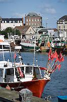 Europe/France/Normandie/Haute-Normandie/76/Seine-Maritime/ Le Tréport: Le Port de pêche