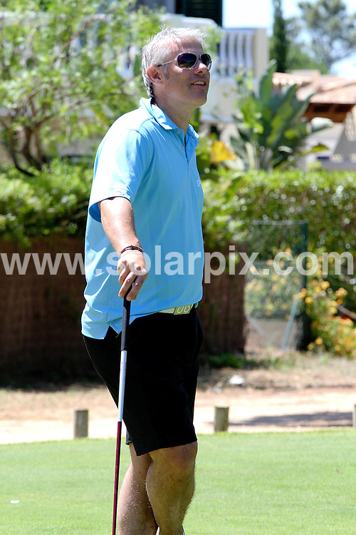 **ALL ROUND EXCLUSIVE PICTURES FROM SOLARPIX.COM**                                             **WORLDWIDE SYNDICATION RIGHTS EXCEPT PORTUGAL OR SPAIN - NO SYNDICATION IN PORTUGAL OR SPAIN**                                                                                 Caption: The eighth Sir Bobby Robson Celebrity Golf Tournament, held at the Vila Sol Golf Course, Algarve, Portugal. 18th June 2011..This pic: Robert Martin 'Rob' Lee                                                                       JOB REF: 13585 NPP       DATE: 18_06_2011                                                           **MUST CREDIT SOLARPIX.COM OR DOUBLE FEE WILL BE CHARGED**                                                                      **MUST AGREE FEE BEFORE ONLINE USAGE**                               **CALL US ON: +34 952 811 768 or LOW RATE FROM UK 0844 617 7637**