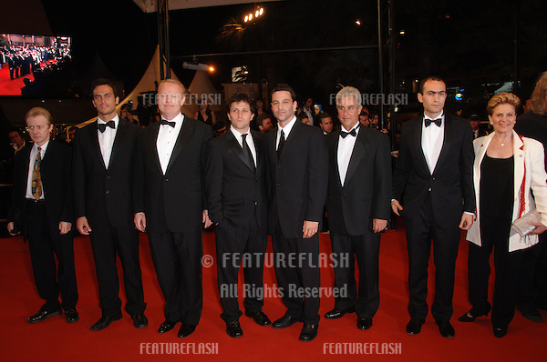 "Cast of ""United 93"" at gala screening for ""United 93"" at the 59th Annual International Film Festival de Cannes..May 26, 2006  Cannes, France..© 2006 Paul Smith / Featureflash"