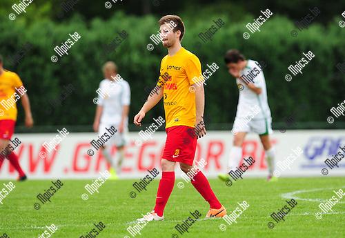 2014-07-04 / Voetbal / seizoen 2014-2015 / KFC Oosterzonen / Nicholas Appeltans<br /><br />Foto: mpics.be