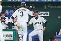 Hiroki Kokubo (JPN), <br /> MARCH 7, 2017 - WBC : <br /> 2017 World Baseball Classic <br /> First Round Pool B Game <br /> between Japan - Cuba <br /> at Tokyo Dome in Tokyo, Japan. <br /> (Photo by YUTAKA/AFLO SPORT)