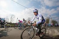 3 Days of De Panne.stage 1: Middelkerke - Zottegem..Murillo Antonio Fischer (BRA)