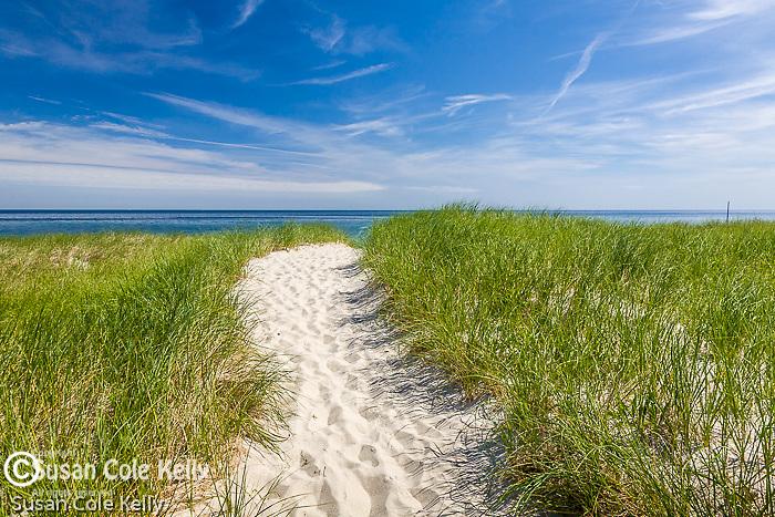 East Sandwich Beach in Sandwich, Cape Cod, MA