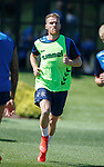 24.06.2019 Rangers training in Algarve: Steven Davis