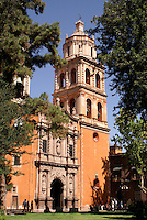 San Francisco Church in the city of San Luis de Potosi, Mexico