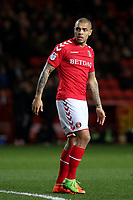 Josh MaGennis of Charlton Athletic during Charlton Athletic vs Bradford City, Sky Bet EFL League 1 Football at The Valley on 13th February 2018