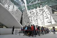 - Milano, Esposizione Mondiale Expo 2015, padiglione Italia<br /> <br /> - Milan, the World Exhibition Expo 2015, Italy pavilion
