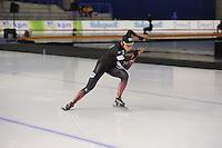 SPEEDSKATING: CALGARY: Olympic Oval, 25-02-2017, ISU World Sprint Championships, 500m Ladies, Gabriele Hirschbichler (GER), ©photo Martin de Jong