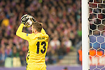 PSV Eindhoven's Jan Oblak during UEFA Champions League match. March 15,2016. (ALTERPHOTOS/Borja B.Hojas)