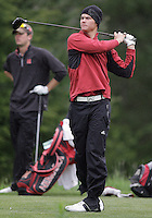 21 May, 2010:   University of Denver's Espen Kofstad drives the ball down the fairway on hole 11 during the first round of the NCAA West Regionals at Gold Mountain Golf Course in Bremerton, Washington.