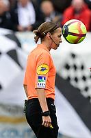 Stephanie Frappart - arbitro <br /> 28/04/2019 <br /> Amiens vs RC Strasbourg <br /> Photo JB Autissier / Panoramic / Insidefoto