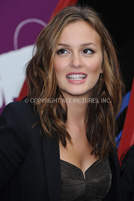 WWW.ACEPIXS.COM . . . . . ....October 2 2008, New York City....'Gossip Girl' actress Leighton Meester attends Marshalls' 15th annual 'Shop Til It Stops' event at Union Square on October 2, 2008 in New York City.....Please byline: KRISTIN CALLAHAN - ACEPIXS.COM.. . . . . . ..Ace Pictures, Inc:  ..(646) 769 0430..e-mail: info@acepixs.com..web: http://www.acepixs.com