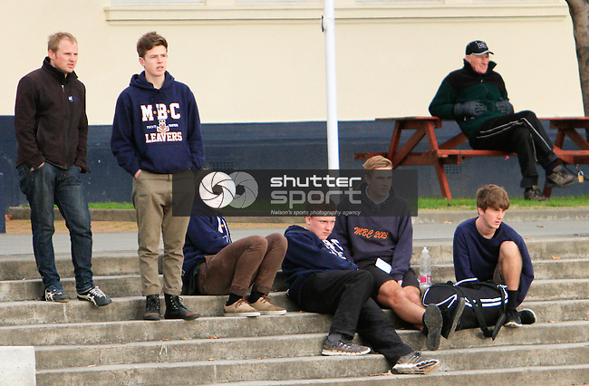 Press Cup Rugby MBC vs Lincoln High School 21/06/2014 Blenheim Ricky Wilson/Shuttersport