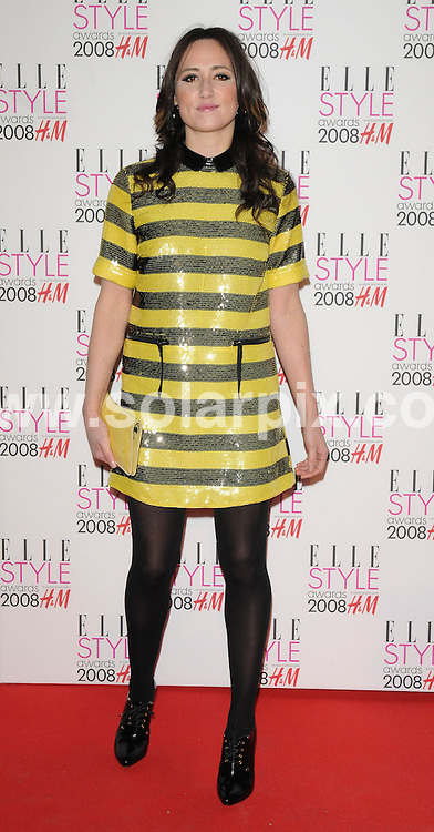 **ALL ROUND PICTURES FROM SOLARPIX.COM**.**WORLDWIDE SYNDICATION RIGHTS**.Celebrities arrive for the Elle Style Awards at The Roundhouse, London. 12th February 2008..This pic: KT Tunstall..JOB REF: 5777 ATM     DATE: 12_02_2008.**MUST CREDIT SOLARPIX.COM OR DOUBLE FEE WILL BE CHARGED* *UNDER NO CIRCUMSTANCES IS THIS IMAGE TO BE REPRODUCED FOR ANY ONLINE EDITION WITHOUT PRIOR PERMISSION*