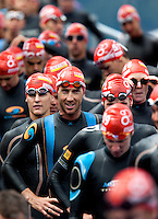 11 JUL 2009 - KITZBUHEL, AUT - Bevan Docherty -  ITU World Championship Series Mens Triathlon (PHOTO (C) NIGEL FARROW)