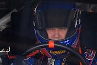 Mar 30, 2007; Martinsville, VA, USA; Nascar Nextel Cup Series driver Matt Kenseth (17) during practice for the Goody's Cool Orange 500 at Martinsville Speedway. Martinsville marks the second race for the new car of tomorrow. Mandatory Credit: Mark J. Rebilas