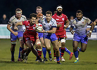 London Scottish Football Club v Jersey (Match Photos) - B&I Cup - 10.12.2016