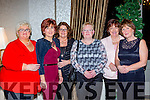 Killarney B+B owners enjoying their Christmas party in the Killarney Oaks Hotel on Friday night l-r: Louise Griffin, Mag Casey, Kay O'Shea, Mary O'Shea, triona Neilan and Mary o'Donovan