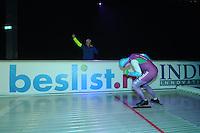 SCHAATSEN: ZAANDAM: 08-10-2013, Taets art Gallery, Perspresentatie Team Beslist.nl, Sjoerd de Vries, ©foto Martin de Jong