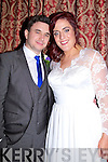 Laura O'Brien daughter of John and MartinaListellick, and Gary Hussey son of Ned and Joanna, Ballyheigue, who were married on Saturday in St Mary's Church, BallyheigueFr Tom Leane officiated at the ceremony. Best man was Liam Hussey (brother of the groom). Flowergirls were Abigial and Charlotte Foley. Pageboy was Ben Walsh. The reception was held in Ballyroe Heights Hotel, Tralee. The couple will reside Tralee.
