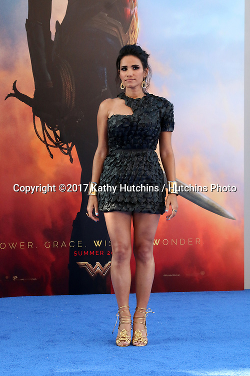 "LOS ANGELES - MAY 25:  Tiffany Smith at the ""Wonder Woman"" Los Angeles Premiere at the Pantages Theater on May 25, 2017 in Los Angeles, CA"