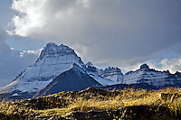 Grinnel Peak, Glacier National Park, Autumn, Fall Colors