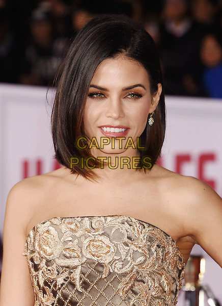 WESTWOOD, CA - FEBRUARY 01: Actress Jenna Dewan-Tatum arrives at the Premiere Of Universal Pictures' 'Hail, Caesar!' at Regency Village Theatre on February 1, 2016 in Westwood, California.<br /> CAP/ROT/TM<br /> &copy;TM/ROT/Capital Pictures