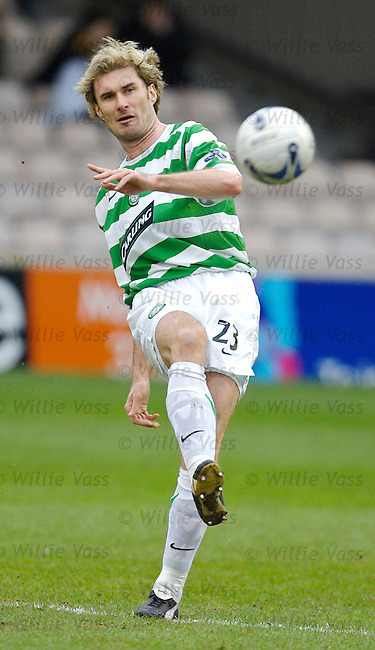 Stanislav Varga, Celtic.stock season 2005-2006.pic willie vass