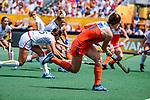 Den Bosch  - Marloes Keetels (Ned)    tijdens  de Pro League hockeywedstrijd dames, Nederland-Belgie (2-0).    COPYRIGHT KOEN SUYK