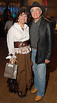Carol and Frank Incrapera (cq) at the Cattle Baron's Ball at the George Ranch Saturday April 28,2007.(Dave Rossman/For the Chronicle)