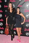 Khloe Kardashian & Kourtney Kardashian at Barbie's 50th Birthday Party at The Real Barbie Dreamhouse in Malibu, California on March 09,2009                                                                     Copyright 2009 RockinExposures