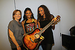 Orleigh Cassidy, Karla Mosley and Yvonna Wright at the 9th Annual Rock Show for Charity to benefit the American Red Cross of Greater New York on October 9, 2010 at the American Red Cross Headquarters, New York City, New York. (Photos by Sue Coflin/Max Photos)