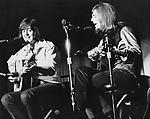 Spencer Davis & Peter Jameson 1971..© Chris Walter..