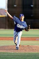 Brian Akin - AZL Dodgers - 2009 Arizona League.Photo by:  Bill Mitchell/Four Seam Images..