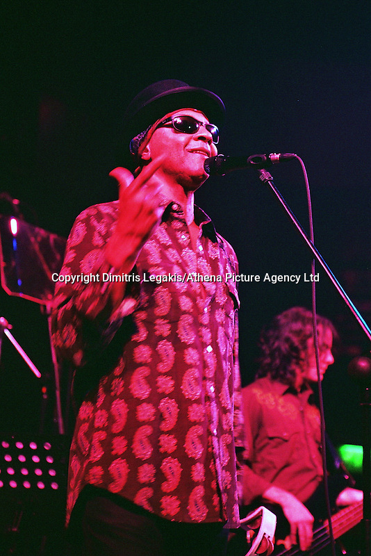 Pictured: Arthur Lee 08 February 2004<br />