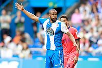 Deportivo de la Coruna's Sidnei Rechel da Silva during La Liga match. September 10,2017.  *** Local Caption *** © pixathlon<br /> Contact: +49-40-22 63 02 60 , info@pixathlon.de