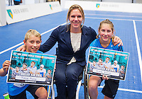 December 17, 2014, Rotterdam, Topsport Centrum, Ballkids selecion<br /> Photo: Tennisimages/Henk Koster