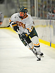 18 January 2008: University of Vermont Catamounts' forward Colin Vock, a Sophomore from Plymouth, MI, in action against the Northeastern University Huskies at Gutterson Fieldhouse in Burlington, Vermont. The two teams battled to a 2-2 tie in the first game of their 2-game weekend series...Mandatory Photo Credit: Ed Wolfstein Photo