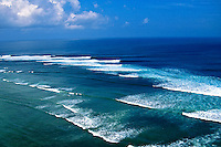 G-Land line up, West Java, Indonesia.   Photo: Joli