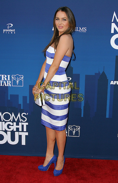 29 April 2014 - Hollywood, California - Camilla Luddington. &quot;Moms' Night Out&quot; World Premiere held at the TCL Chinese Theatre.  <br /> CAP/ADM/FS<br /> &copy;Faye Sadou/AdMedia/Capital Pictures