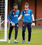 Wes Foderingham and Liam Kelly