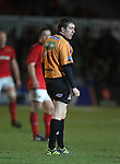Referee Carlo Damasco.RaboDirect Pro12.Dragons v Munster.03.03.12.©STEVE POPE