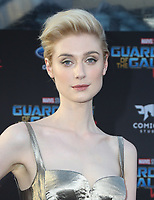 19 April 2017 - Hollywood, California - Elizabeth Debicki. Premiere Of Disney And Marvel's &quot;Guardians Of The Galaxy Vol. 2&quot; held at Dolby Theatre. <br /> CAP/ADM/PMA<br /> &copy;PMA/ADM/Capital Pictures