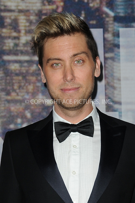 WWW.ACEPIXS.COM<br /> February 15, 2015 New York City<br /> <br /> Lance Bass walks the red carpet at the SNL 40th Anniversary Special at 30 Rockefeller Plaza on February 15, 2015 in New York City.<br /> <br /> Please byline: Kristin Callahan/AcePictures<br /> <br /> ACEPIXS.COM<br /> <br /> Tel: (646) 769 0430<br /> e-mail: info@acepixs.com<br /> web: http://www.acepixs.com