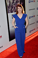 Kate Flannery at the premiere for &quot;Chappaquiddick&quot; at the Samuel Goldwyn Theatre, Los Angeles, USA 28 March 2018<br /> Picture: Paul Smith/Featureflash/SilverHub 0208 004 5359 sales@silverhubmedia.com