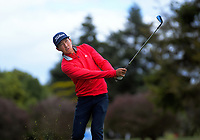 Sam An. Day two of the Jennian Homes Charles Tour / Brian Green Property Group New Zealand Super 6s at Manawatu Golf Club in Palmerston North, New Zealand on Friday, 6 March 2020. Photo: Dave Lintott / lintottphoto.co.nz