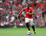 Manchester United's Anthony Martial in action during the premier league match at Old Trafford Stadium, Manchester. Picture date 13th August 2017. Picture credit should read: David Klein/Sportimage