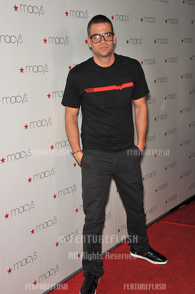 """Glee"" star Mark Salling at Macy's Passport Glamorama Fashion event at the Orpheum Theatre, Los Angeles..September 16, 2010  Los Angeles, CA.Picture: Paul Smith / Featureflash"
