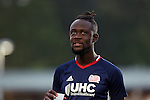 15 June 2016: New England's Kei Kamara (SLE). The Carolina RailHawks hosted the New England Revolution at WakeMed Stadium in Cary, North Carolina in a 2016 Lamar Hunt U.S. Open Cup fourth round game.